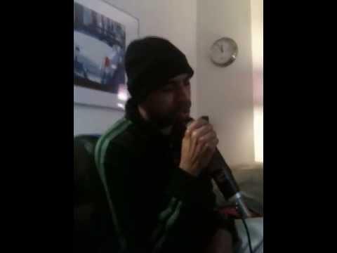 Damien Anthony Band Thanksgiving Eve Karaoke