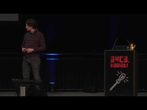 34C3 -  Saving the World with Space Solar Power - deutsche Ü