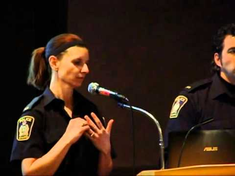 Rotary Clubs of Winnipeg - Career Symposium 2012 - Law Enforcement