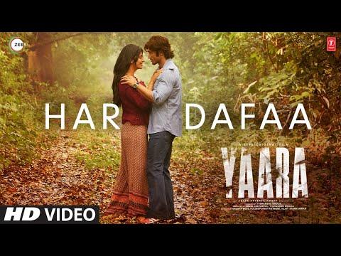 Har Dafaa Video | Yaara | Vidyut Jammwal, Shruti Haasan | Shaan, Shruti Rane| Gourov-Roshin