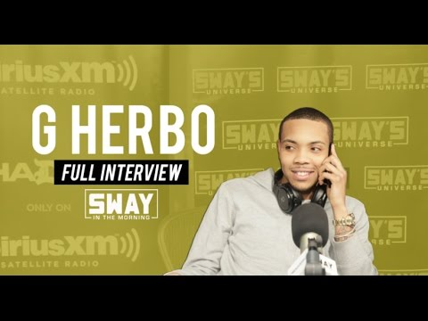 G Herbo Speaks on Tupac Influence + Breaks Down Lyrics on Sway in the Morning