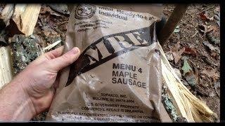 Mre Review Maple Sausage Part-1