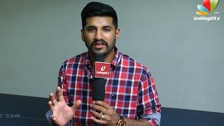 Dhanush body maybe Slim But His Performance is Strongest : Vijay Yesudas Interview | Maari