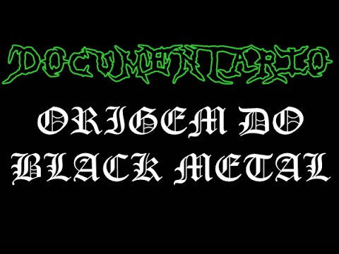 Documentário Black Metal Satan Rides The Media