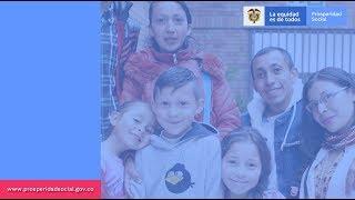 PROSPERIDAD SOCIAL: [EN VIVO] Acciones de Prosperidad Social en las regiones de Colombia