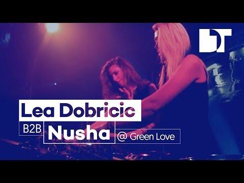 Lea Dobricic b2b Nusha @ Green Love Festival, Serbia