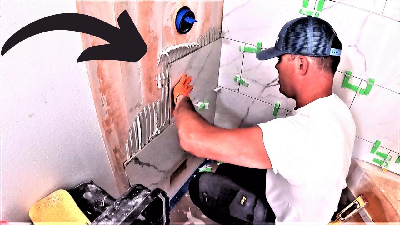 Download Properly Installing Carrara Tile for a Shower!