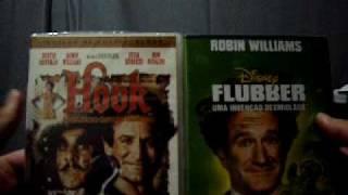 Unboxing: Hook e Flubber