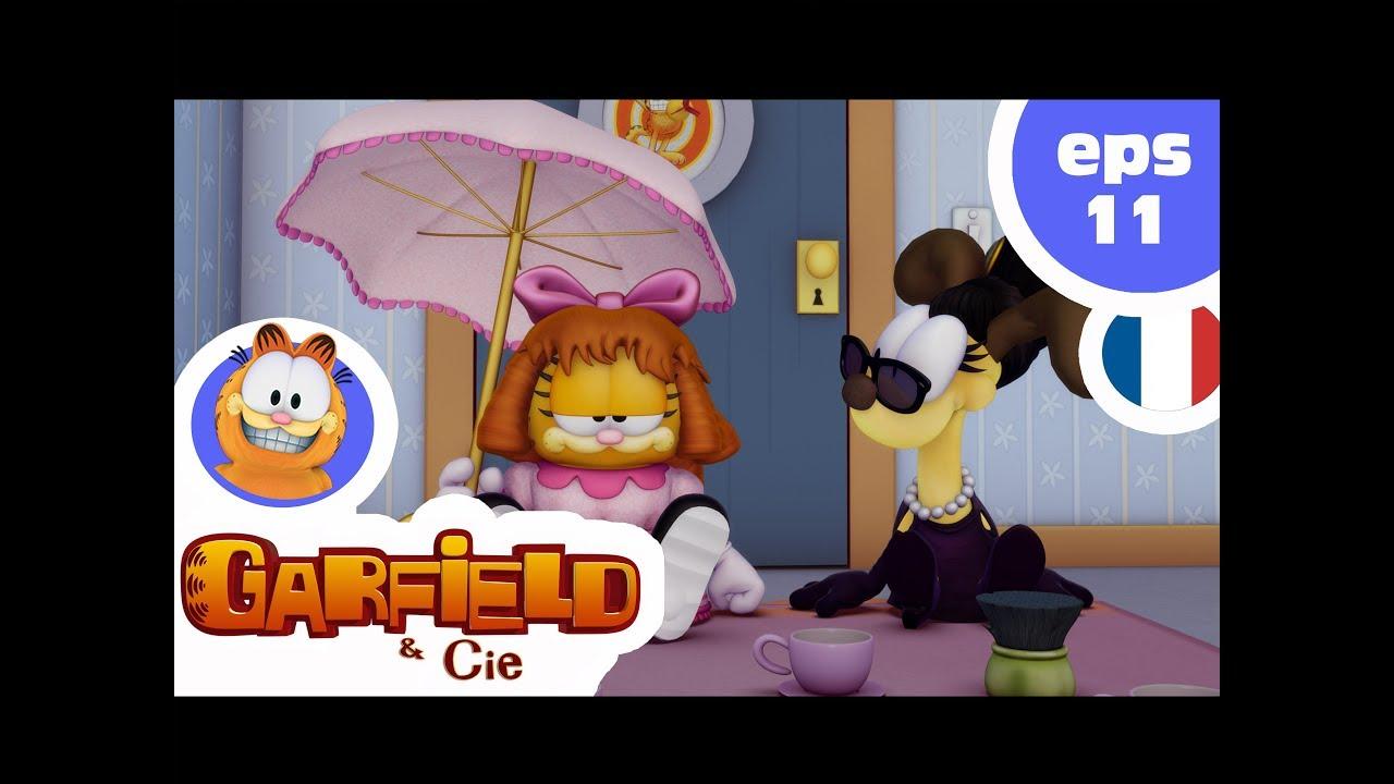 Garfield Ep11 Catzilla Youtube