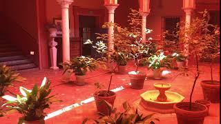 [AIP] Artist Immersion program Spain:  Magic Courtyard