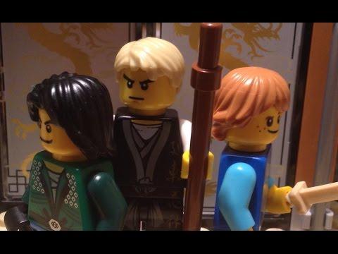 Lego Ninjago: Shades of Green