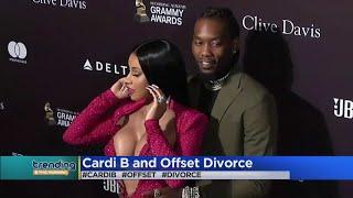 Trending: Cardi B Divorce