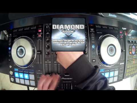 Diamond Riddim 2014 - Mix Promo by Faya Gong 🔥🔥🔥