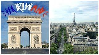 ŁUK TRIUMFALNY | Paryż z Julka odc.1