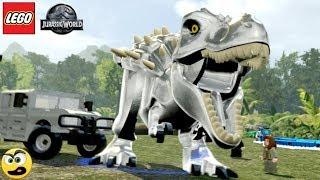 LEGO Jurassic World - Tiranossauro Rex do Filme TRANSFORMERS