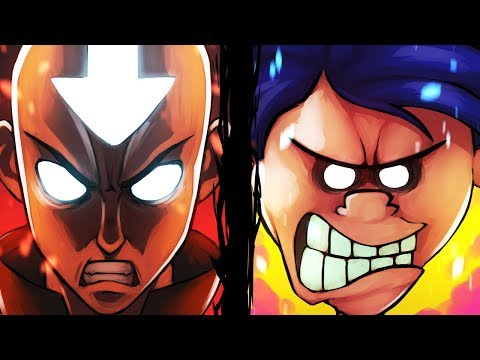 Cartoon Tournament of Power (Nickelodeon VS Cartoon Network) Finale
