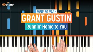 "How To Play ""Runnin' Home to You (The Flash)"" by Grant Gustin 
