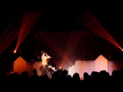 "Beats Antique ""Veil Of Tears"" @ Yost Theater Santa Ana CA 11-13-13"