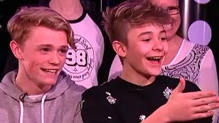 Bars and Melody: All-Star Audience (Sam and Mark's Big Friday Wind-Up – 19/2/16)