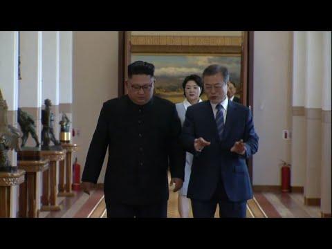North Korea's Kim to visit Seoul, shut missile site