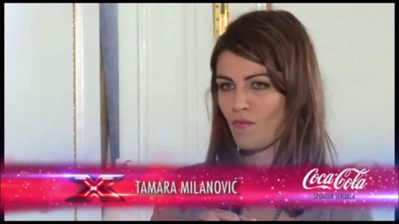 Tamara judges house - Tamara Milanovic Sam Brown Stop Judges Houses X Factor Adria Sezona 1 Youtube