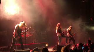 Nekromantheon - Coven of the Minotaur - Live At Rockefeller Music Hall - 08.06.2018 - 4k