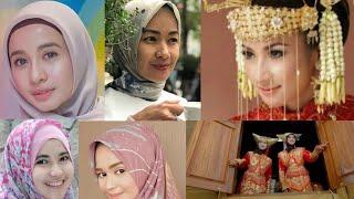 5 SUKU PENGHASIL WANITA CANTIK DI INDONESIA;BENARKAH?SUNDA, BETAWI, JAWA, MELAYU,PILPRES 2019;PRABOW