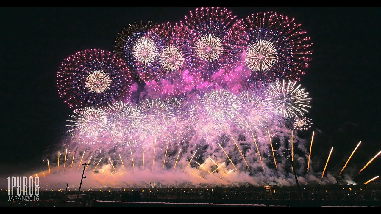 omagari 2016 closing show japan 2016 ������� ���������� youtube
