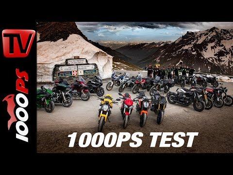 Motorradtests in den Alpen - Alpenmasters Special - Prequel - Teil 1 von 18