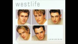 I Lay My Love On You (Westlife) (Full Album 2001) (HQ)
