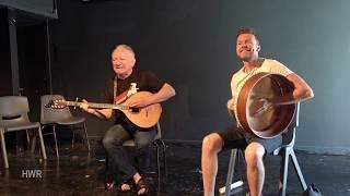Odd Time Variations & Song, Dónal Lunny & Cormac Byrne, Craiceann Bodhrán Festival 2018
