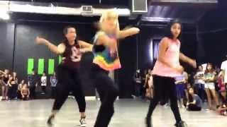 | JORDYN JONES | Choreo by Tricia Miranda |