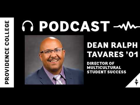 Ralph Tavares '01 – MLK Convocation and Multicultural Success