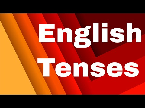 Tenses: Definition, classification and types | Learn English with