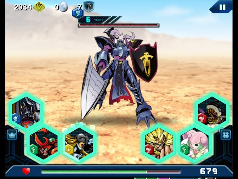 Digimon Heroes android app Gameplay part 3 HD