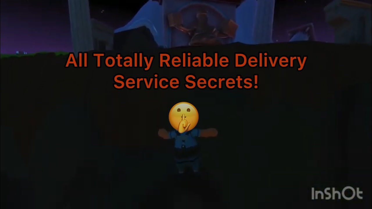 Download All TRDS Secrets!🤫 | 50 Sub special!