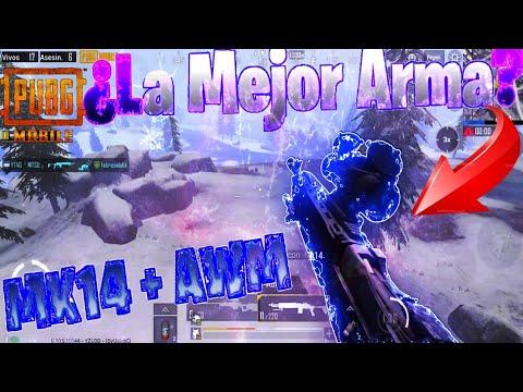 MK14 Vs Squads ¿La Mejor Arma? *PUBG MOBILE