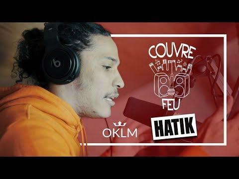 HATIK - Freestyle COUVRE FEU sur OKLM Radio