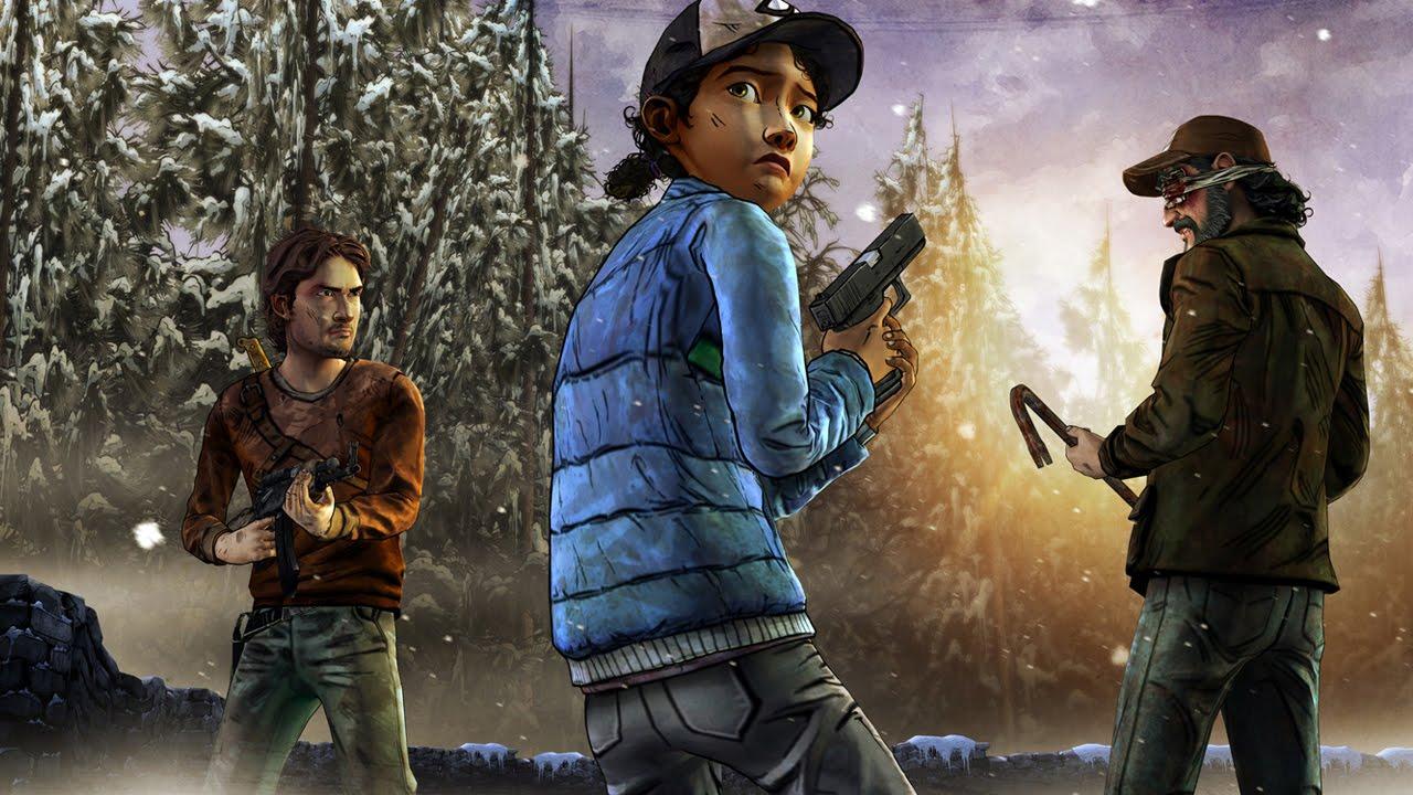 The Walking Dead: Season One - Apps on Google Play