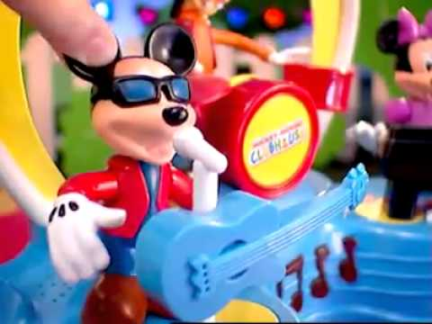 Mickey Mouse - Clubhouse - Toy TV Commercial - TV Spot - TV Ad - Disney