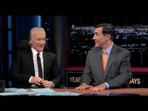 Issa Gets Real with Bill Maher