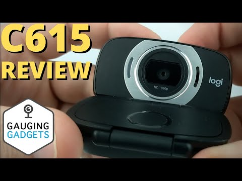 logitech-c615-hd-webcam-review-and-setup---1080p-camera-for-zoom,-skype,-hangouts,-and-more