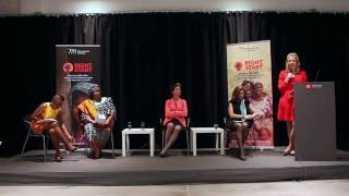 MI Talks Women and Girls' Nutrition at Women Deliver