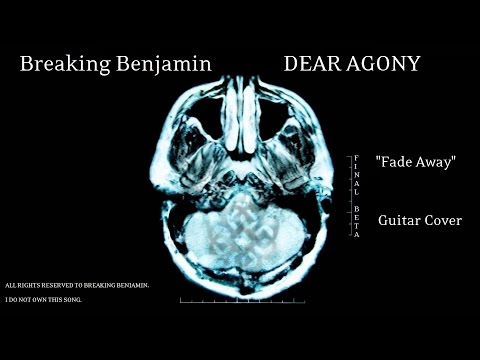 Breaking Benjamin  Fade Away Guitar  HD