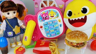 Baby Shark phone and McDonald
