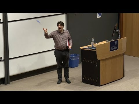 Oxford Mathematics 2nd Year Student Lecture - Quantum Theory