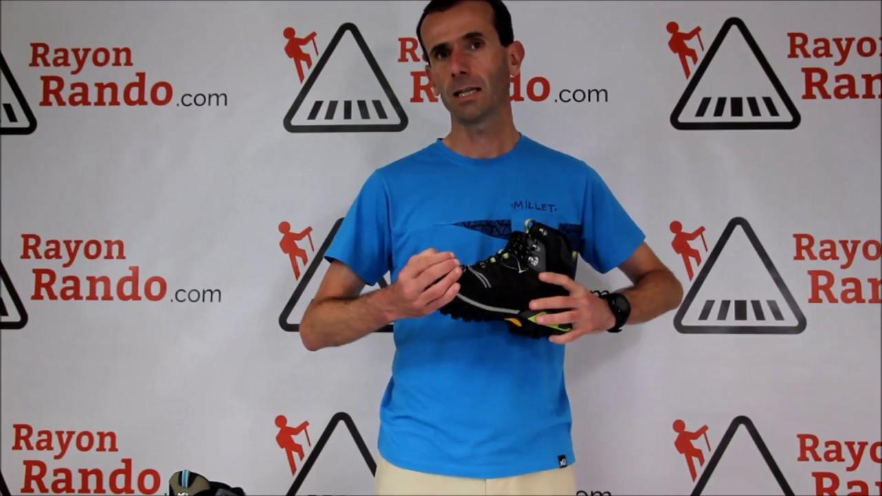 MILLET LD H Route GTX Chaussures de Rand