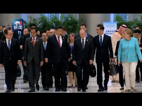 A Peek into President Xi's Daily Work