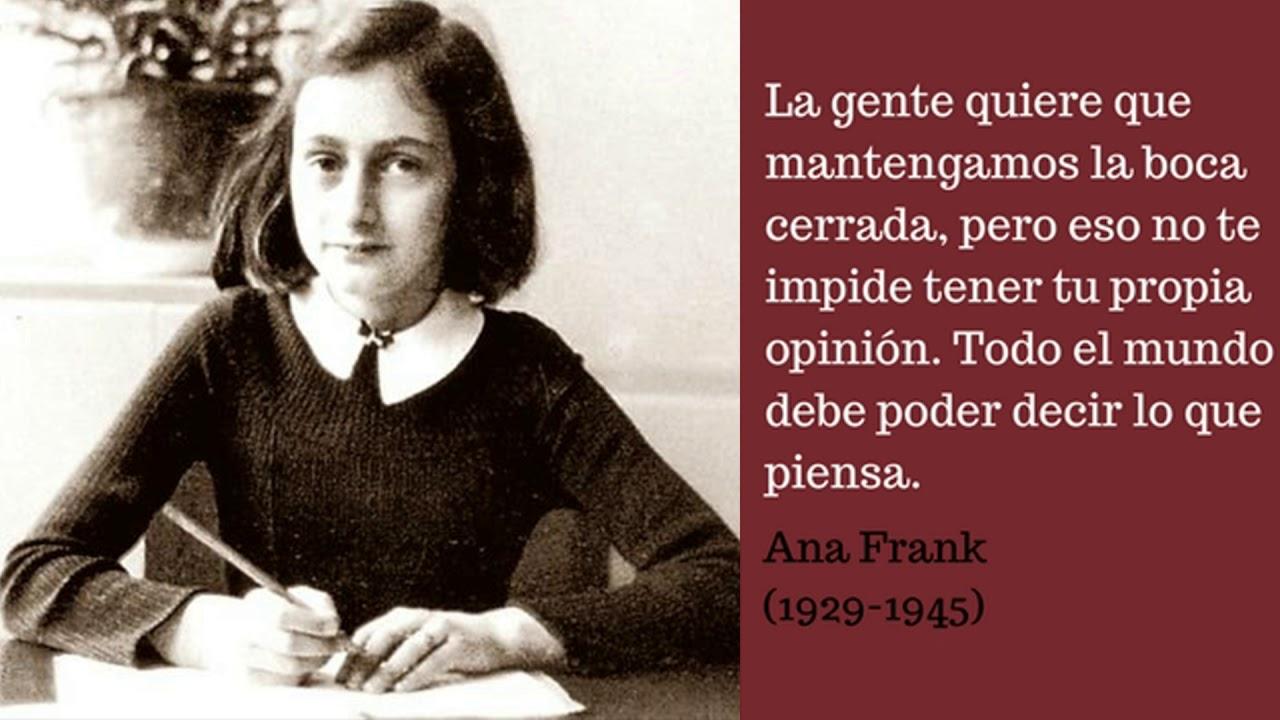 El Diario de Ana Frank AudioLibro (3/4) - YouTube