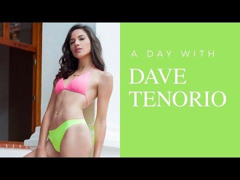 ¡Un dia con Dave! Miss Globe Mexico 2017.